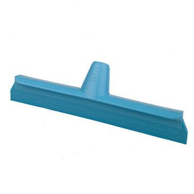 Hillbrush vloertrekker enkelblad blauw 40 cm