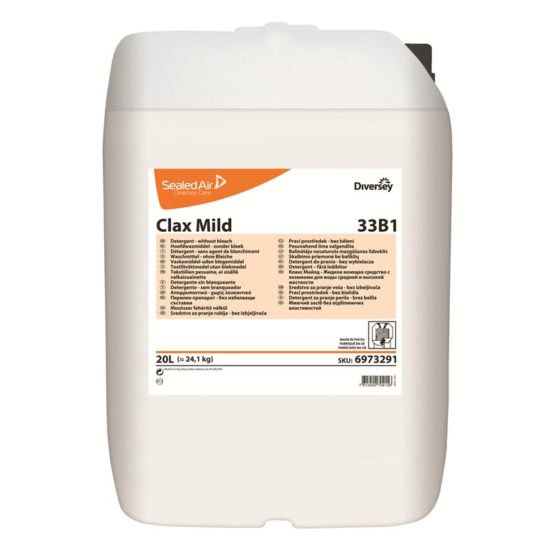 Clax Mild 33B1, can 20 liter