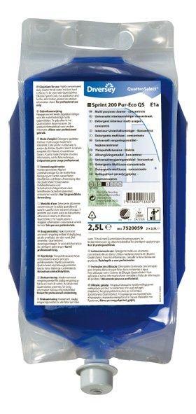 Taski Sprint 200 Pur-Eco QS, 2 x 2,5 liter