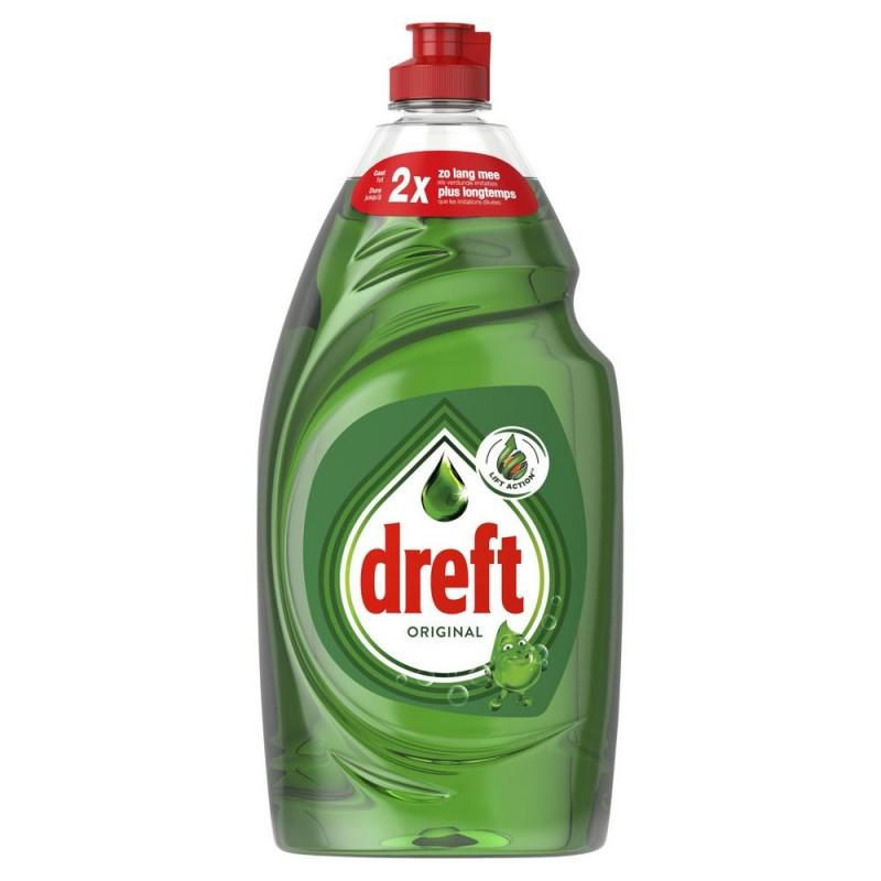 Dreft handafwasmiddel Original, 8 x 890 ml