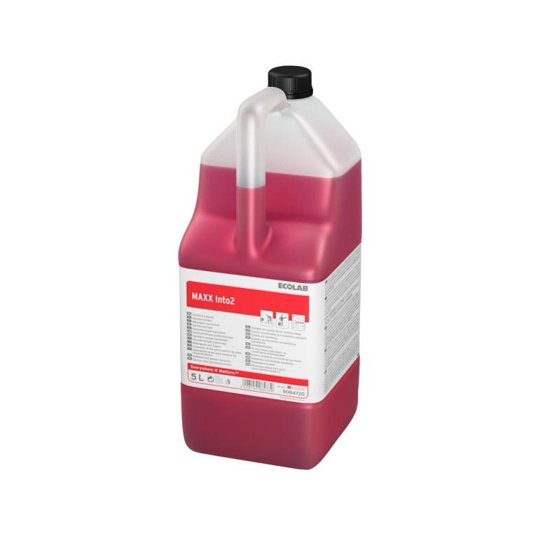 Ecolab Maxx Into2, 2 x 5 liter