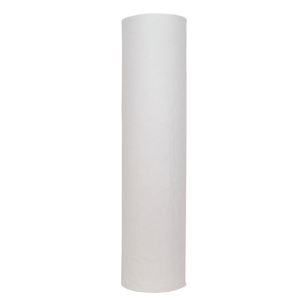Onderzoektafelpapier 1-lgs RC wit 150 mtr x 60 cm, 5 rollen