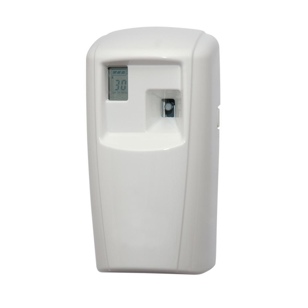 Luchtverfrisser Microburst 3000 wit