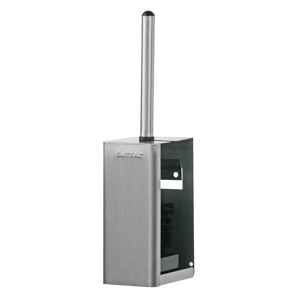 Santral toiletborstelhouder dicht model, type WBU 3 E