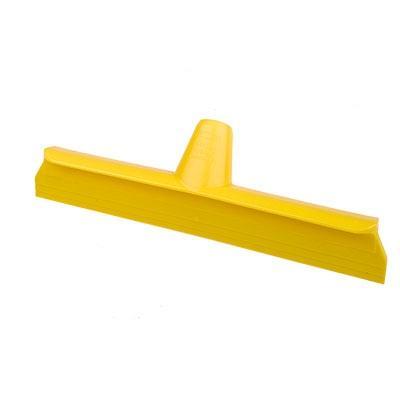 Hillbrush vloertrekker enkelblad geel 30 cm