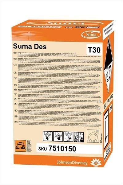 Suma Des T30 bleekmiddel SP, 10 liter