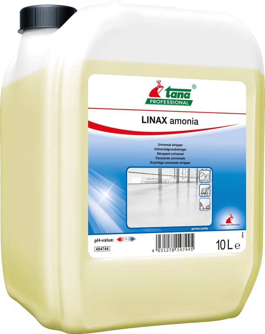 Tana Linax amonia, can 10 liter