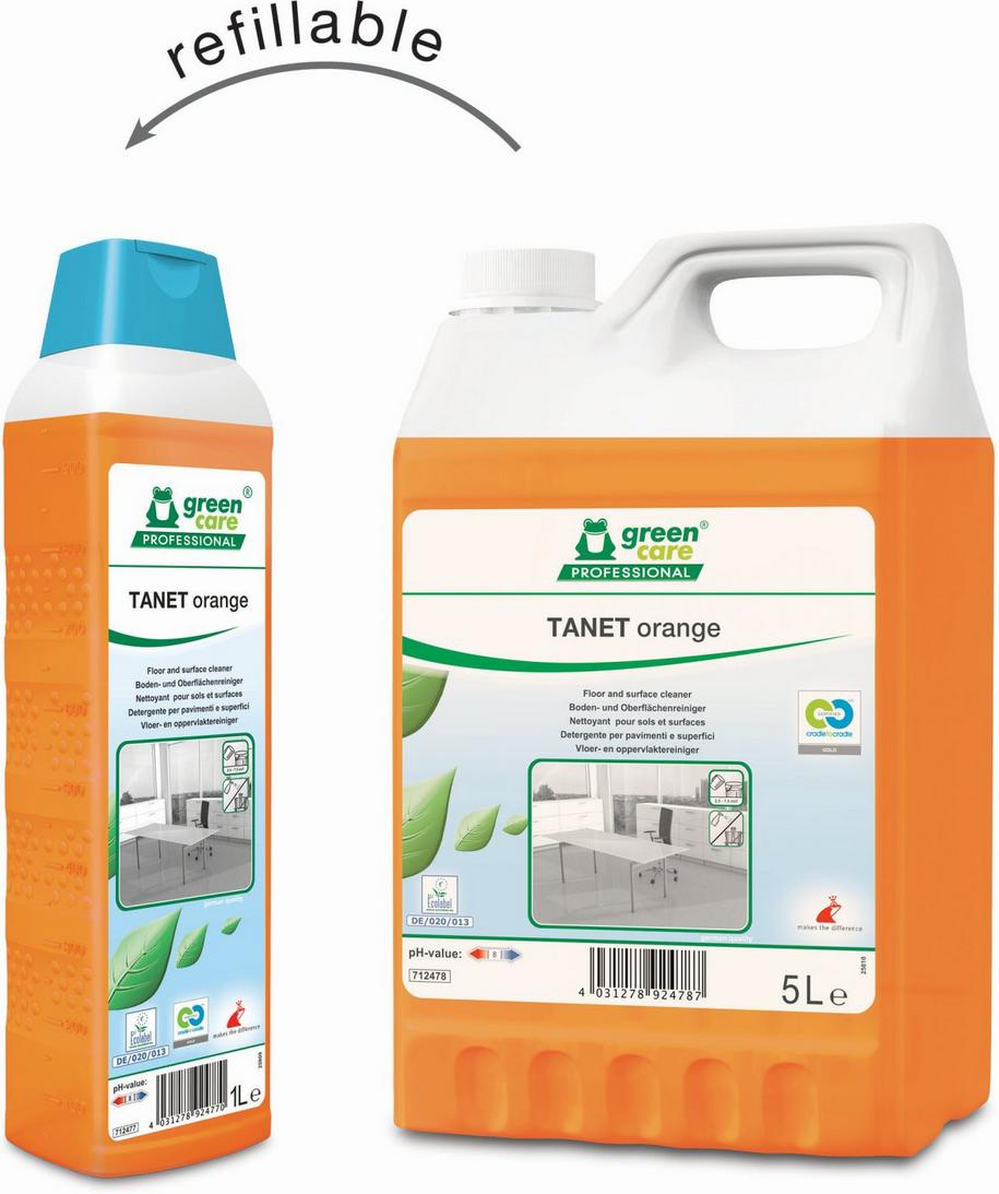 Green Care Tanet orange, 2 x 5 liter