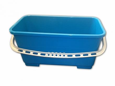 Moerman maxi emmer 24 liter blauw