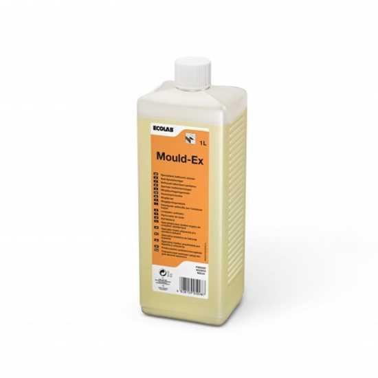 Ecolab Mould-Ex badkamerreiniger, 4 x 1 liter