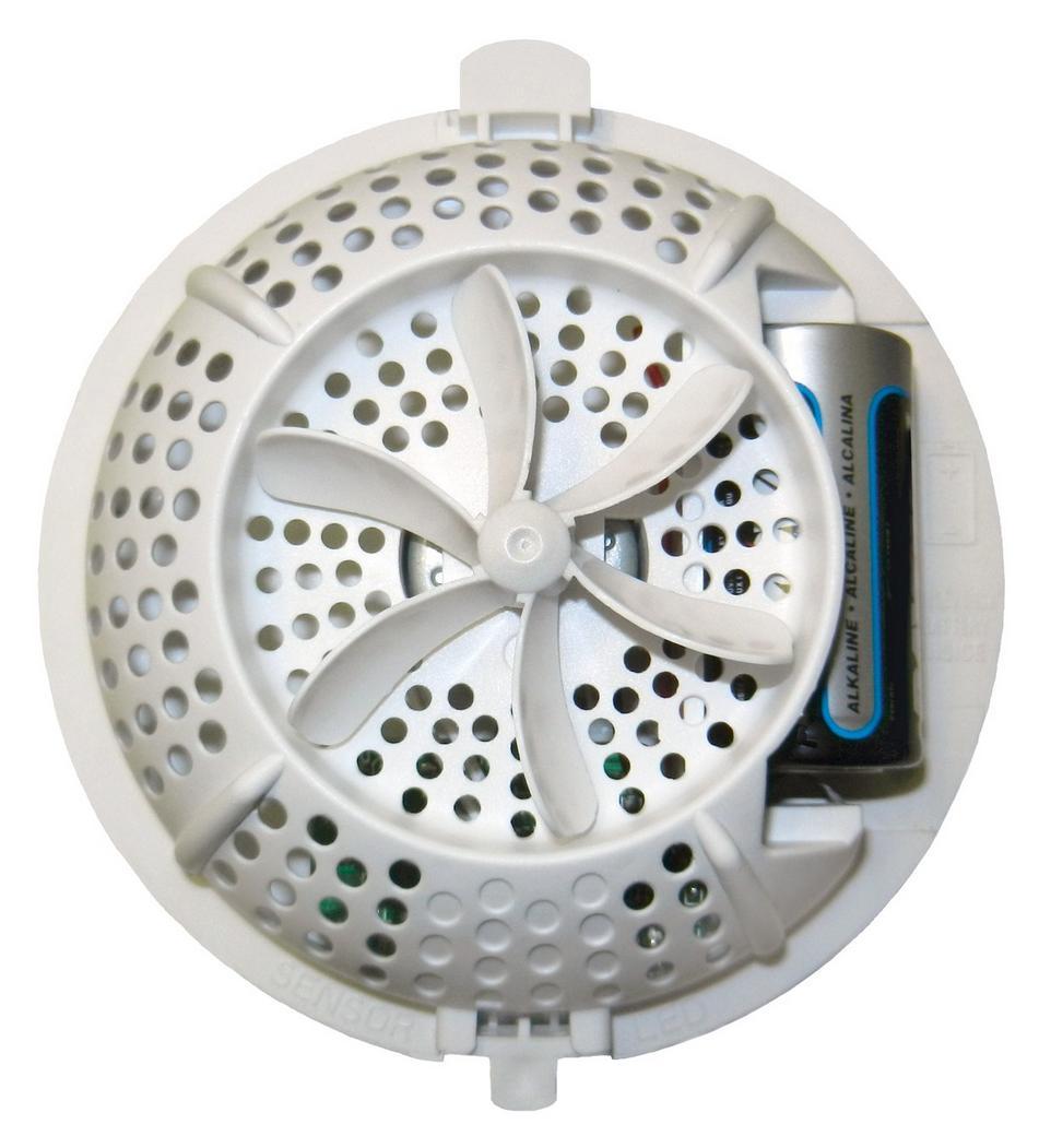 Uriwave Intensity luchtverfrisser dispenser