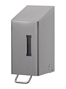 Santral zeepdispenser 3 liter afsluitbaar, type NSU 30-3 E