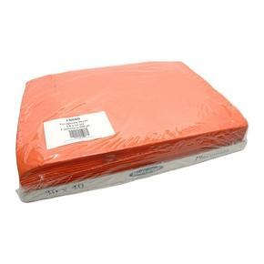Placemats oranje 30 x 40 cm, 2000 stuks