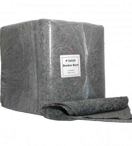 Poetsdoek wegwerpdoek donkerbont, baal 10 kilogram