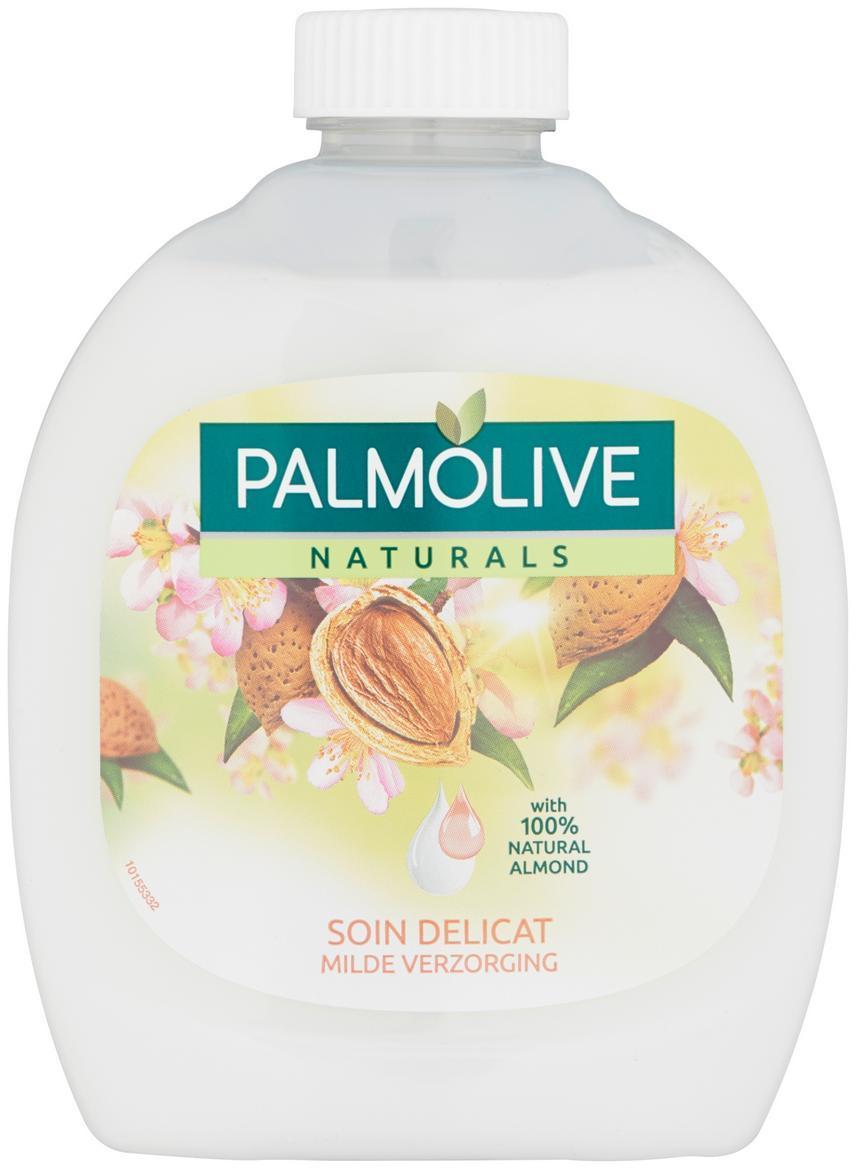 Palmolive Naturels handzeep Amandel navulling, 6 x 300 ml