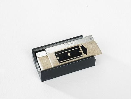 Moerman mesje voor pocketschraper 4 cm, 5 stuks