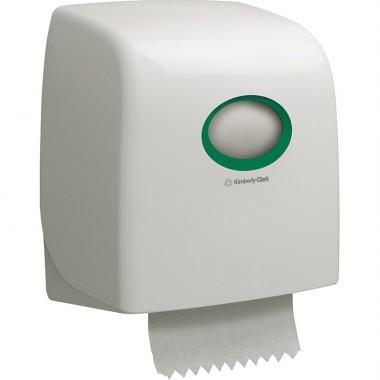 AQUARIUS* Slimroll handdoekdispenser wit