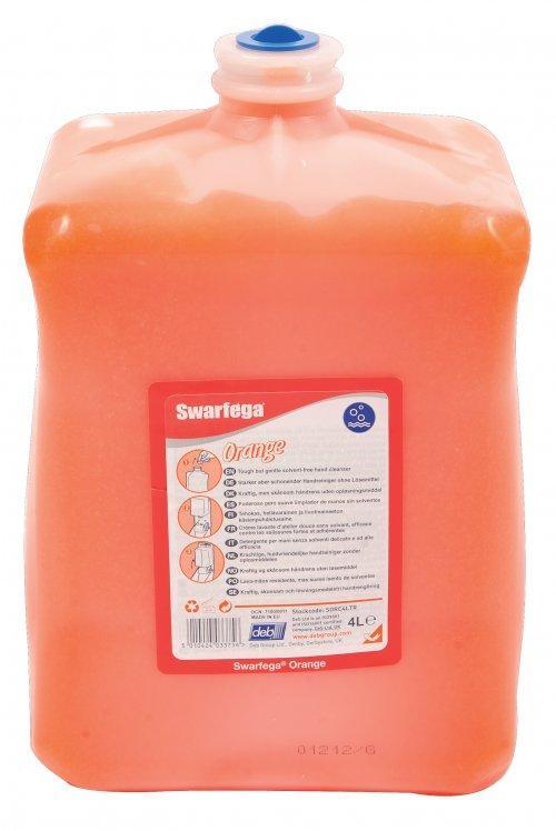 Swarfega Orange, 4 x 4 liter