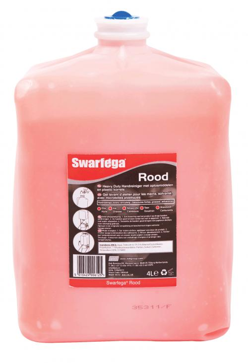 Swarfega Auto/Rood, 4 x 4 liter