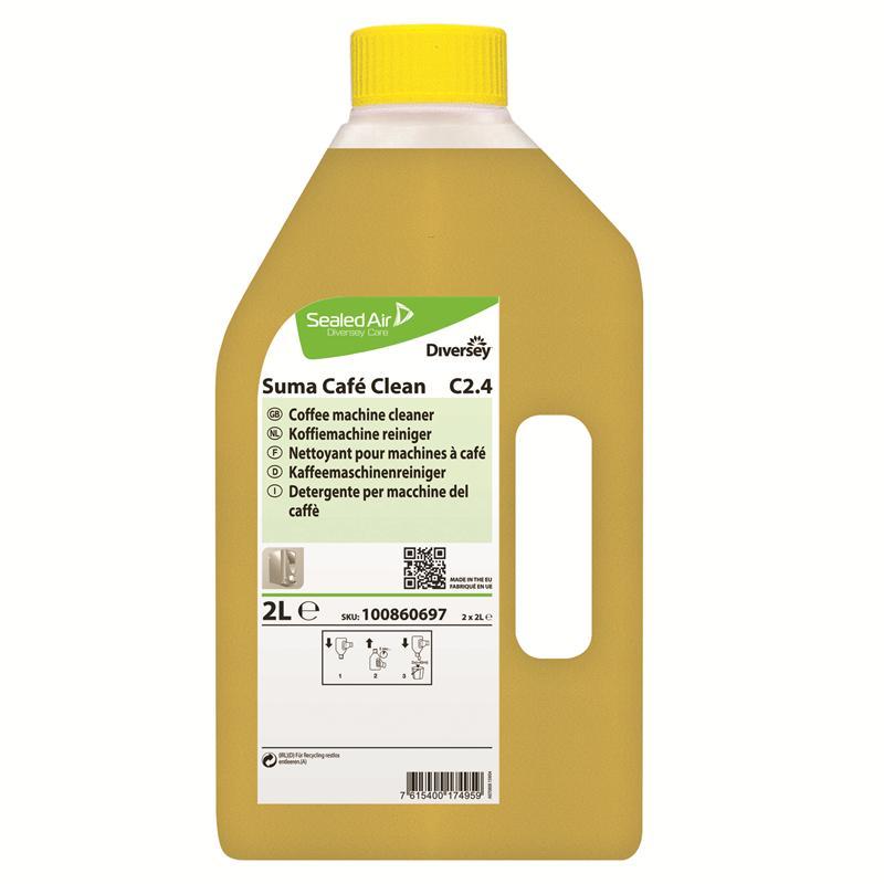 Suma Café Clean C2.4, 2 x 2 liter