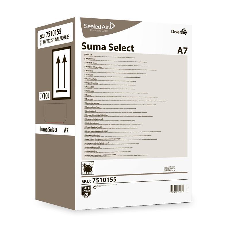 Suma Select A7 naglansmiddel SP, 10 liter