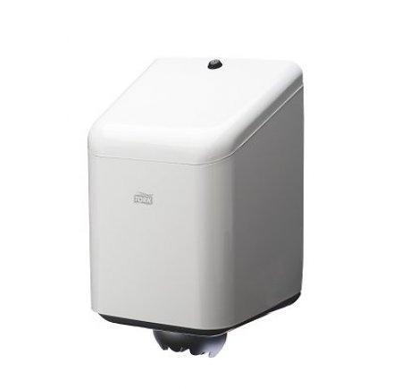 Tork centerfeed dispenser midi metaal wit