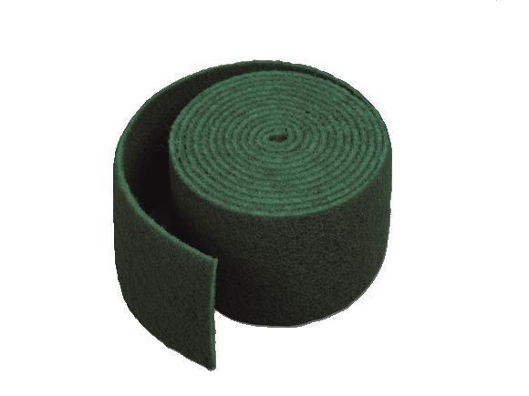 Vileda Glitzi schuurlap op rol groen 600 x 14 cm, 6 rollen
