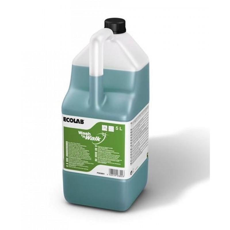 Ecolab Wash 'n Walk, 2 x 5 liter