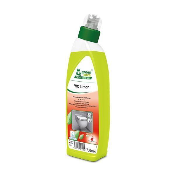 Green Care WC Lemon, 10 x 750 ml