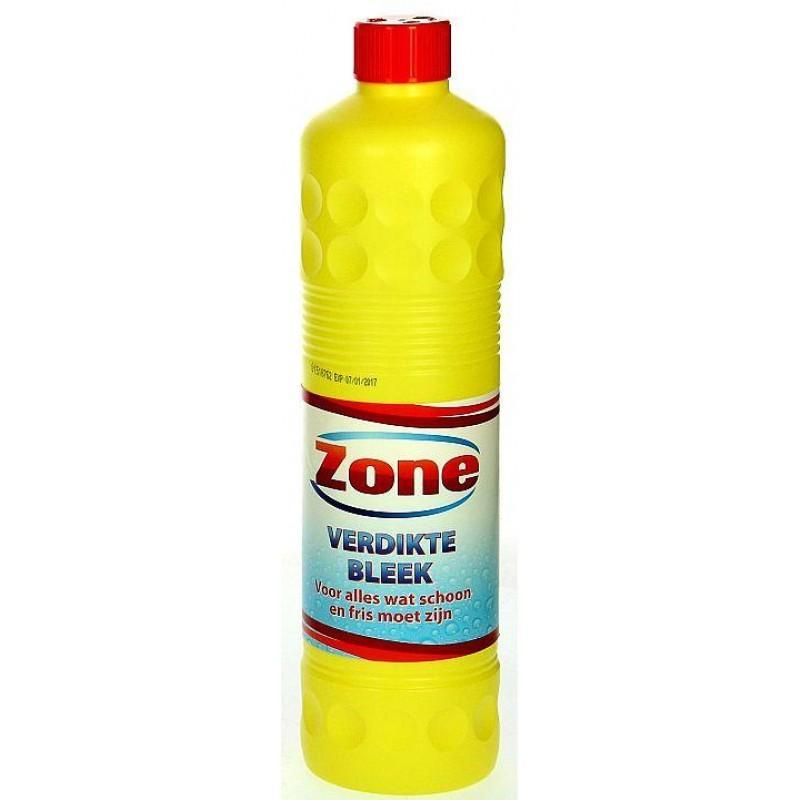 Zone verdikte bleek, 12 x 1 liter