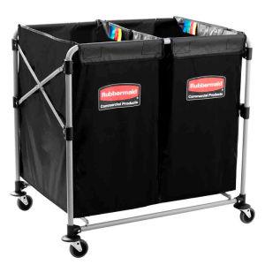 Rubbermaid x-cart frame grijs 300 liter