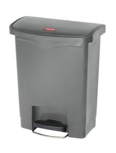 Rubbermaid Slim Jim front step container 30 liter grijs