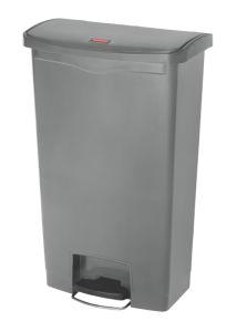 Rubbermaid Slim Jim front step container 68 liter grijs