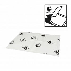 Clean 'n Easy Absorptie mat 37 x 51 cm, 10 x 10 stuks