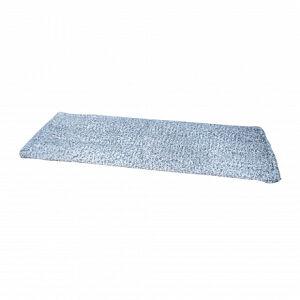 Wecoline Allure microvezel vlakmop scrub blauw 45 cm