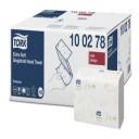 Tork Premium handdoek z-vouw 2-lgs 23 x 23 cm, 3000 stuks