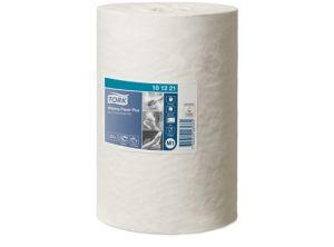 Tork Advanced mini poetspapier 2-laags wit 75 mtr x 22 cm, 11 rollen