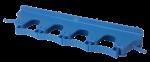 Vikan hygiëne ophangrek blauw 40 cm