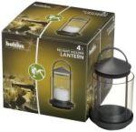 Bolsius ReLight houder lantaarn doos 4 stuks