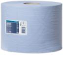 Tork Advanced industriepapier 2-lgs blauw 170 mtr x 24 cm, 2 rollen