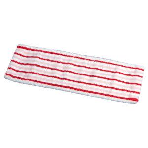 Vermop Sprint brush vlakmop rood 40 cm