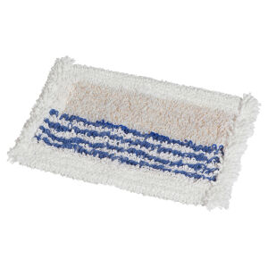 Vermop twix tronic mop blauw 30 cm, per stuk