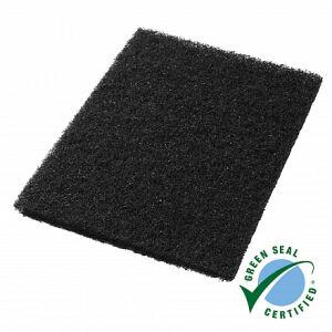 Wecoline square pad zwart 35 x 50 cm - 5 stuks