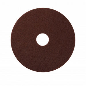 Maroon chemical free strip pad bruin, 16 inch, 10 stuks/doos