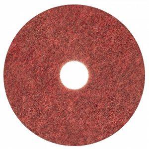 Twister pad rood 17 inch, 2 stuks