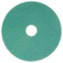 Bright 'n Water Cleaning pad groen 15 inch, 2 stuks