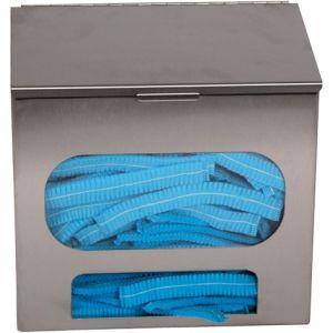 RVS dispenser voor haarnetjes