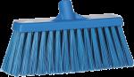 Vikan bezem 30 cm blauw harde vezel