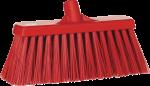 Vikan bezem 30 cm rood harde vezel