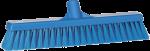 Vikan vloerveger 41 cm blauw zachte vezel